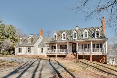 Lynchburg Single Family Home Contingent/Show: 207 Fox Runn Drive