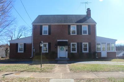 Lynchburg Single Family Home For Sale: 323 Westover Boulevard