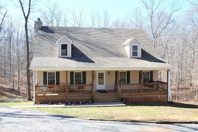 Bedford County Single Family Home For Sale: 1087 Saunders Hill Lane