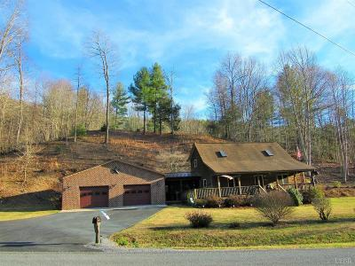 Amherst Single Family Home For Sale: 604 North Fork Road