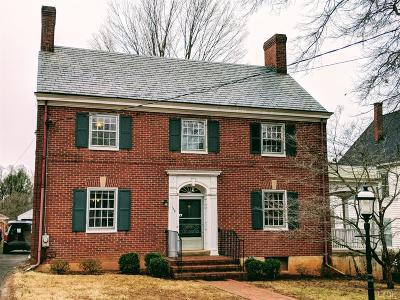 Lynchburg Single Family Home For Sale: 109 Connecticut Avenue