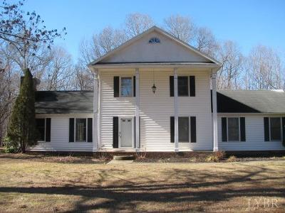 Forest VA Single Family Home For Sale: $192,900