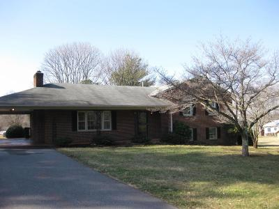Lynchburg Single Family Home For Sale: 443 Wiggington