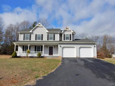 Forest VA Single Family Home For Sale: $254,900