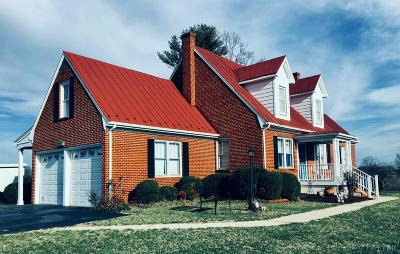Bedford Single Family Home For Sale: 5924 Moneta Road