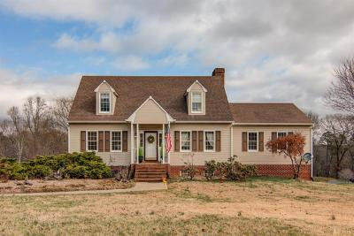 Bedford Single Family Home Contingent/Show: 1823 Vista Circle