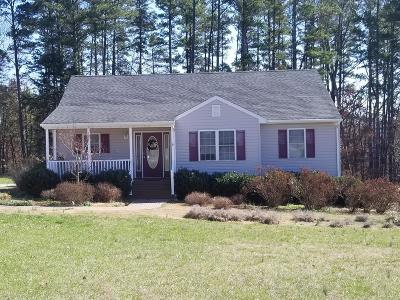 Rustburg Single Family Home For Sale: 82 Rhonda Road