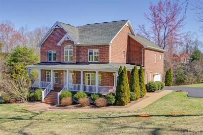 Forest Single Family Home For Sale: 1040 Brandy Springs Court