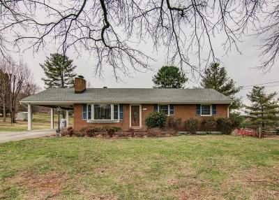 Bedford Single Family Home Contingent/Show: 1028 Windy Ridge Drive