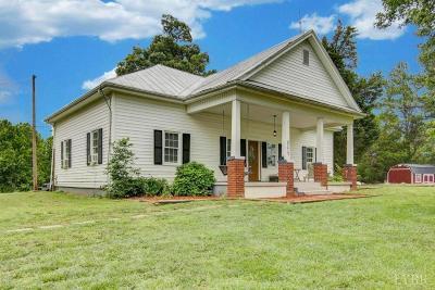 Bedford Single Family Home For Sale: 8772 Moneta Road