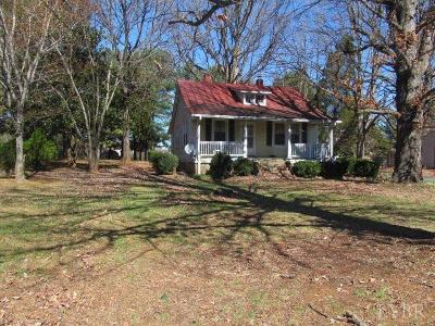 Madison Heights Single Family Home For Sale: 313 Dixie Airport Road