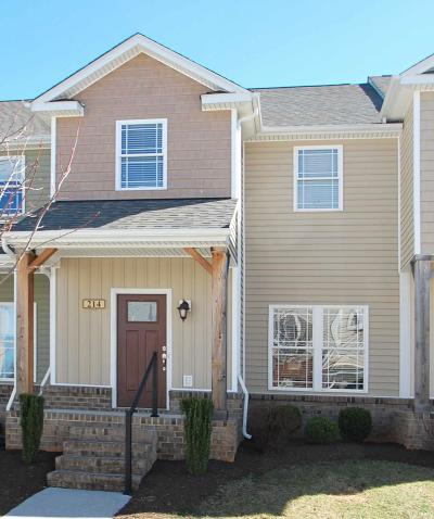 Lynchburg VA Condo/Townhouse For Sale: $167,900