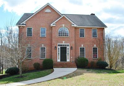 Forest Single Family Home For Sale: 102 Eastwind Drive