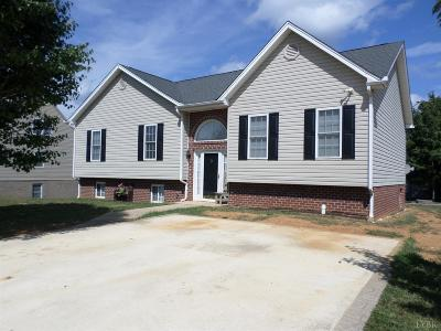 Campbell County Single Family Home For Sale: 395 Addie Way