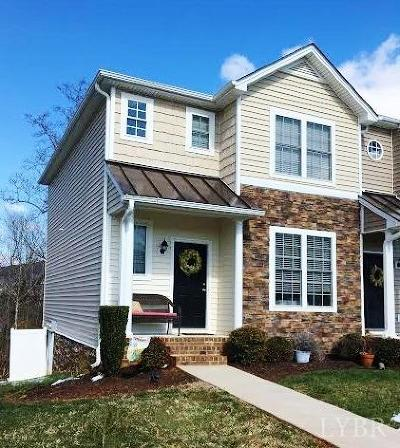 Campbell County Condo/Townhouse For Sale: 106 Rowse Drive