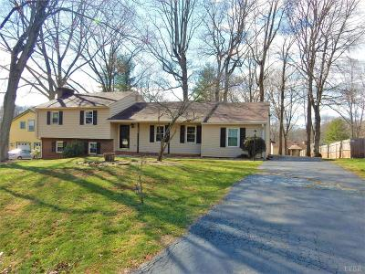 Campbell County Single Family Home For Sale: 338 Saratoga Drive