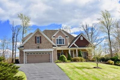 Forest Single Family Home For Sale: 1163 Grand Oaks Drive