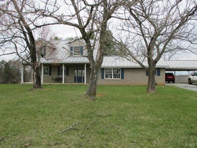 Bedford Single Family Home For Sale: 5890 Shingle Block Rd