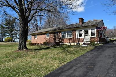 Madison Heights Single Family Home For Sale: 321 Hilltop