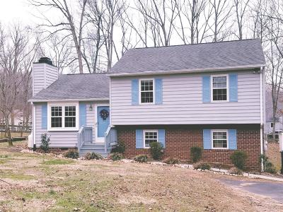 Bedford County Single Family Home For Sale: 210 Jefferson Woods Drive