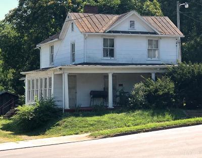 Bedford Single Family Home For Sale: 528 East Main Street
