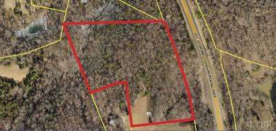 Campbell County, Bedford County, Amherst County, Nelson County, Appomattox County, Lynchburg County Residential Lots & Land For Sale: 132 Burnham Lane