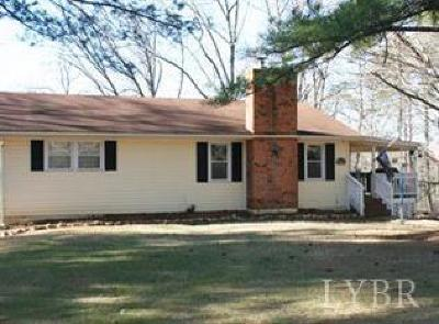 Bedford County Single Family Home For Sale: 6489 Joppa Mill Road