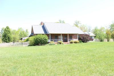 Lynchburg Single Family Home For Sale: 1762 Country Road