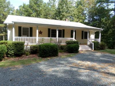 Campbell County Single Family Home For Sale: 10 Haven Court