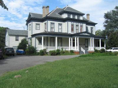 Lynchburg Multi Family Home For Sale: 3024 Rivermont Avenue