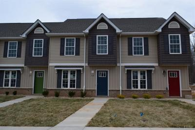 Campbell County Condo/Townhouse For Sale: 49 Squire Circle