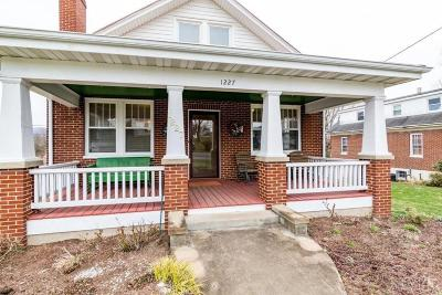 Bedford County Single Family Home For Sale: 1227 Price Street