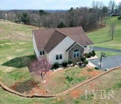 Bedford County Single Family Home For Sale: 115 Kings Grant Drive