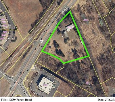 Commercial For Sale: 17559 Forest Road