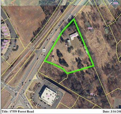 Forest VA Residential Lots & Land For Sale: $950,000