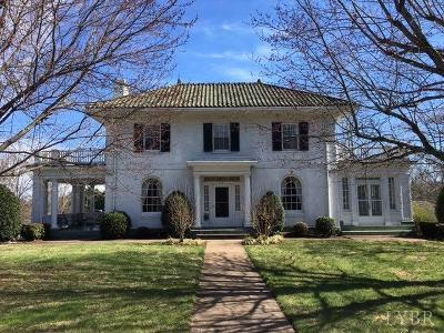 Lynchburg Single Family Home For Sale: 3814 Fort Avenue