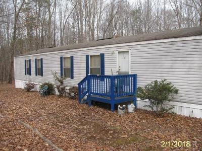 Bedford County Single Family Home For Sale: 1033 Brickhouse Road