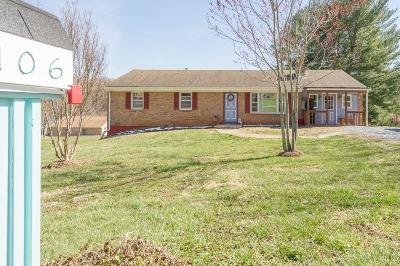 Lynchburg Single Family Home For Sale: 106 Westburg Dr