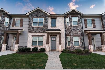 Lynchburg Condo/Townhouse For Sale: 120 Mallard Lane