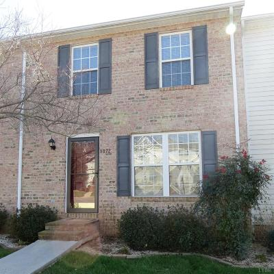 Forest Condo/Townhouse Contingent/Show: 1072 Blue Ridge View Circle