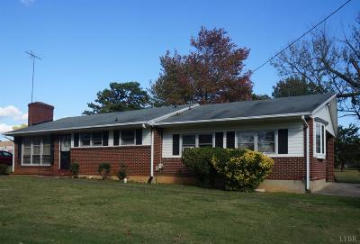 Campbell County Single Family Home For Sale: 18 Wilson Drive