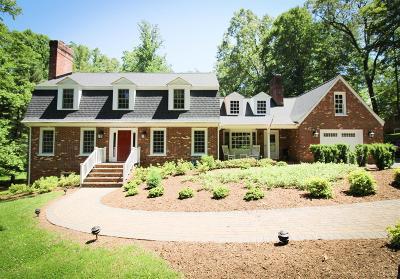 Lynchburg Single Family Home For Sale: 4720 John Scott Drive