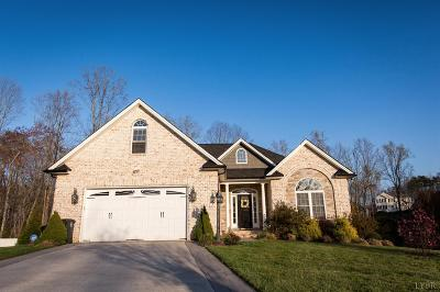 Lynchburg Single Family Home For Sale: 206 Creekview Court