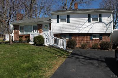 Campbell County Single Family Home For Sale: 219 George Street