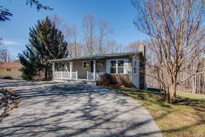Bedford County Single Family Home For Sale: 709 High Point Road