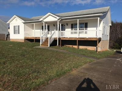 Campbell County Single Family Home For Sale: 60 Bentridge Court