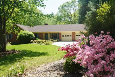 Forest Single Family Home For Sale: 103 Sheffey Drive
