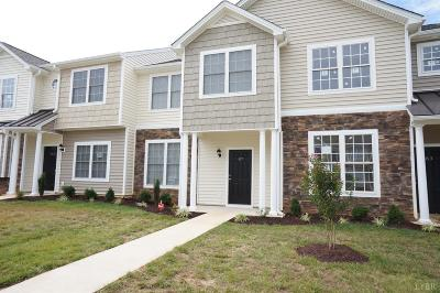 Campbell County Condo/Townhouse For Sale: 87 Rowse Drive