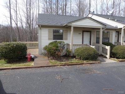 Bedford County Condo/Townhouse For Sale: 504 Goose Hollow Drive