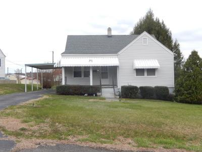 Altavista Single Family Home Contingent/Show: 803 9th Street